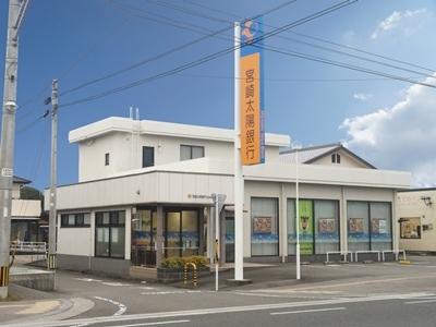 宮崎太陽銀行財光寺支店